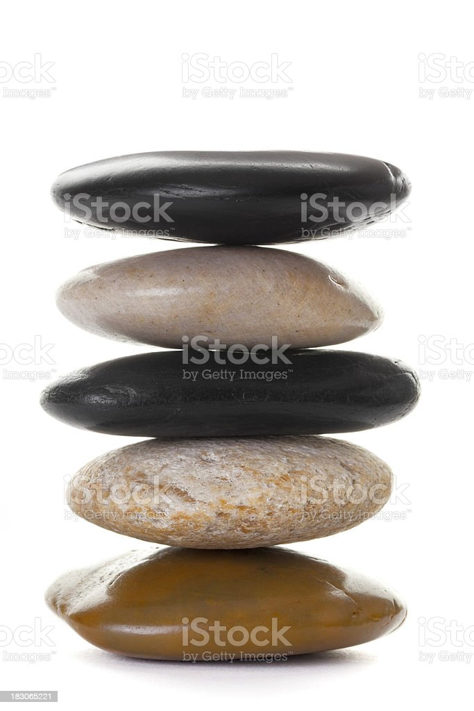 Lava Stones royalty-free stock photo