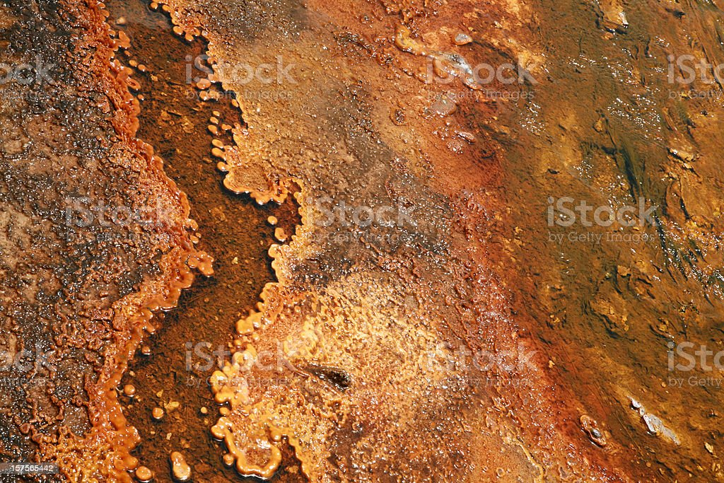 Lava texture background stock photo