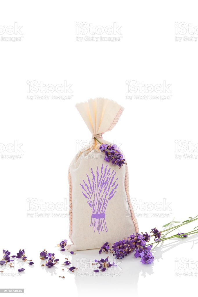 Lavender aromatherapy. stock photo