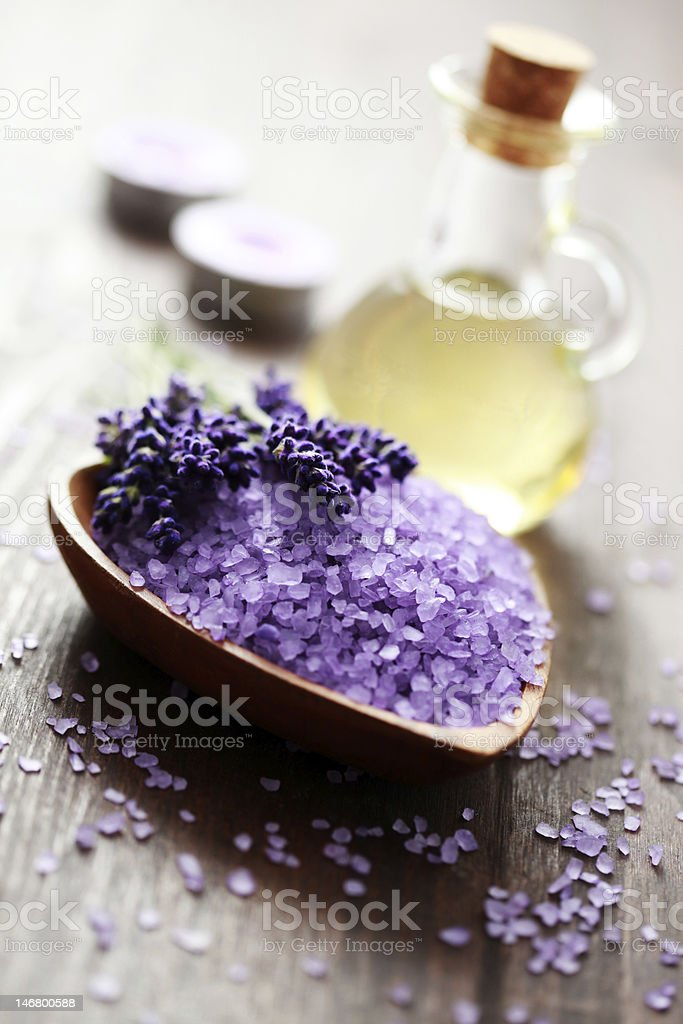 lavender oil royalty-free stock photo