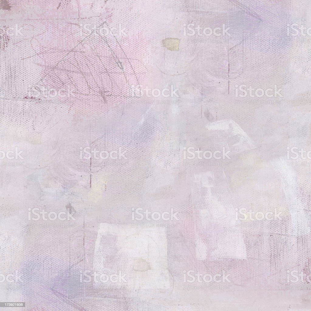 Lavender Painted Background royalty-free stock photo