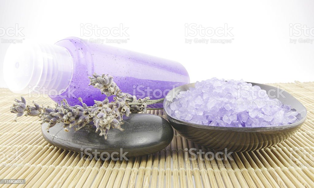 lavender spa concept royalty-free stock photo