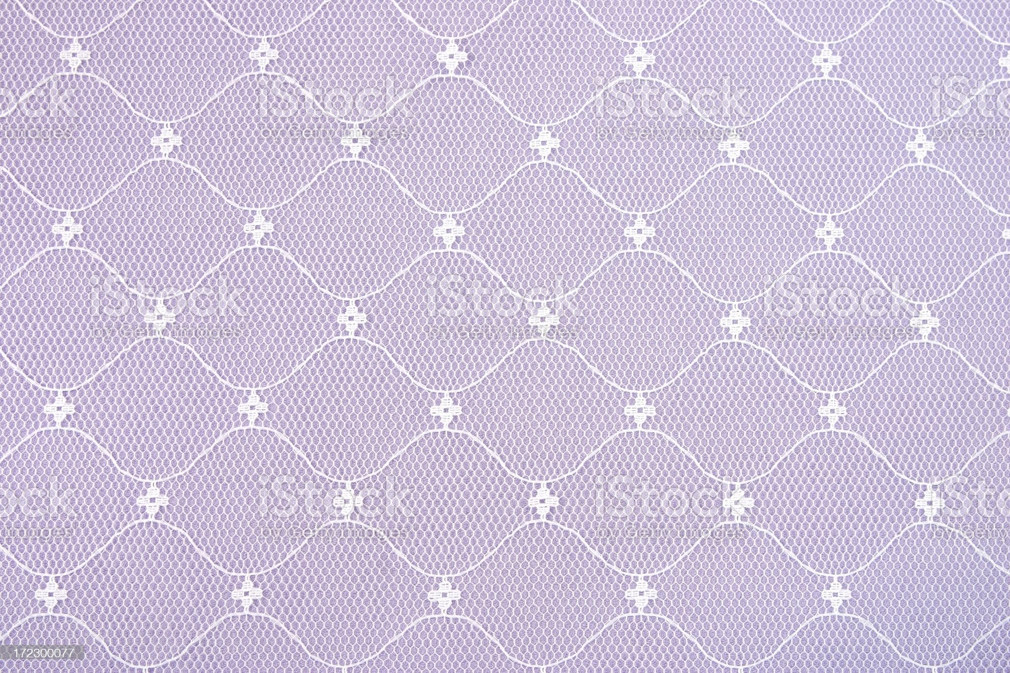 Lavender Textile Background royalty-free stock photo