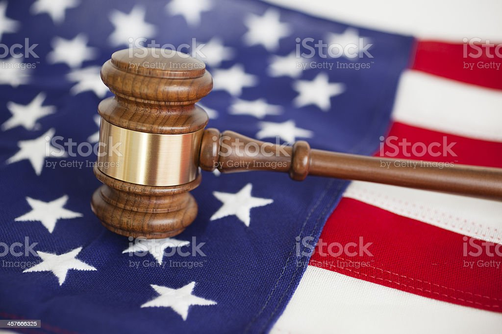 Law and government royalty-free stock photo