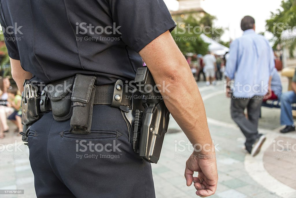 Law and order royalty-free stock photo
