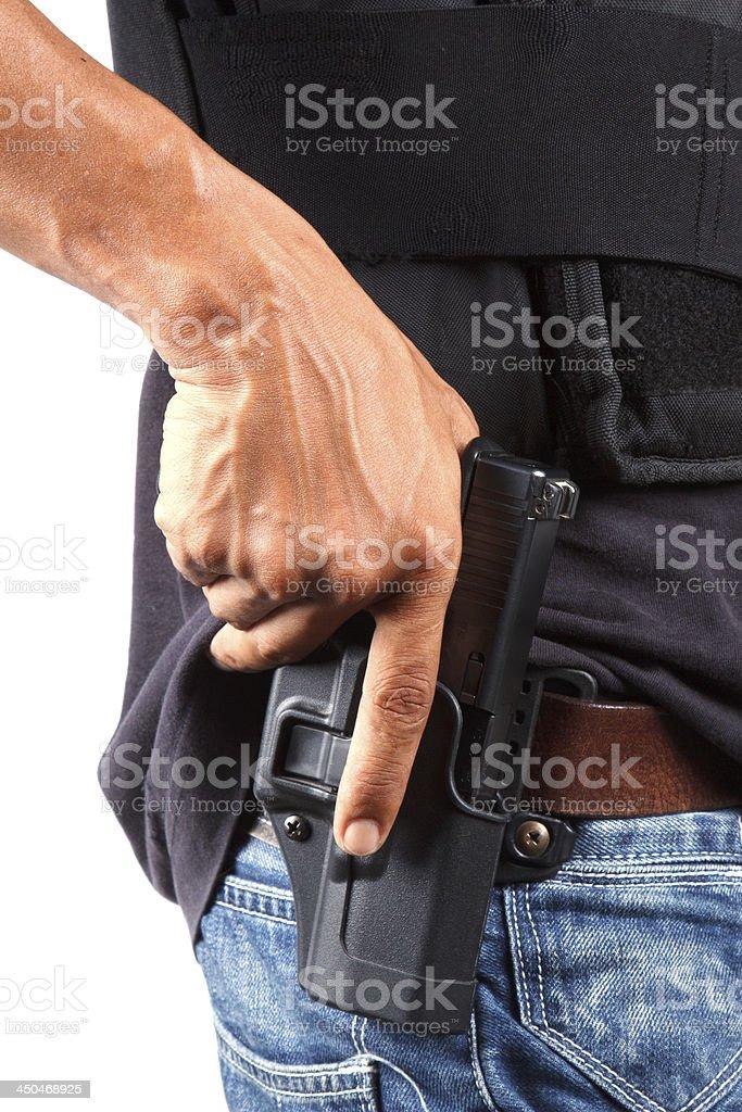 Law Enforcement 2 royalty-free stock photo
