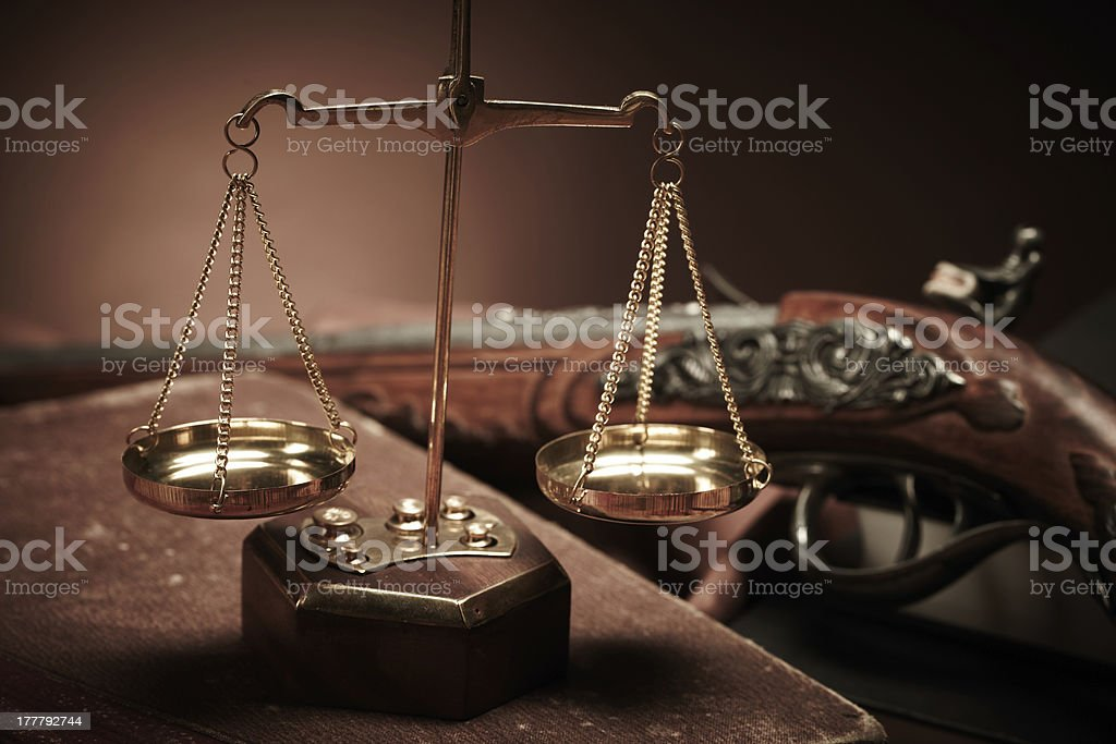 Law royalty-free stock photo