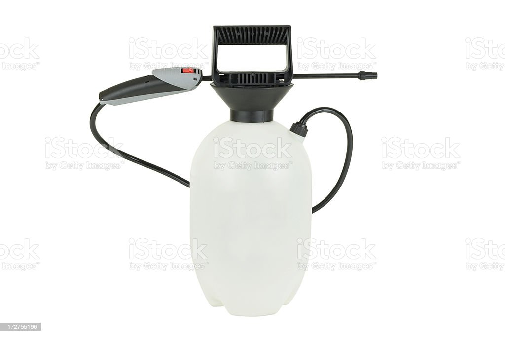 Lawn and Garden Sprayer royalty-free stock photo