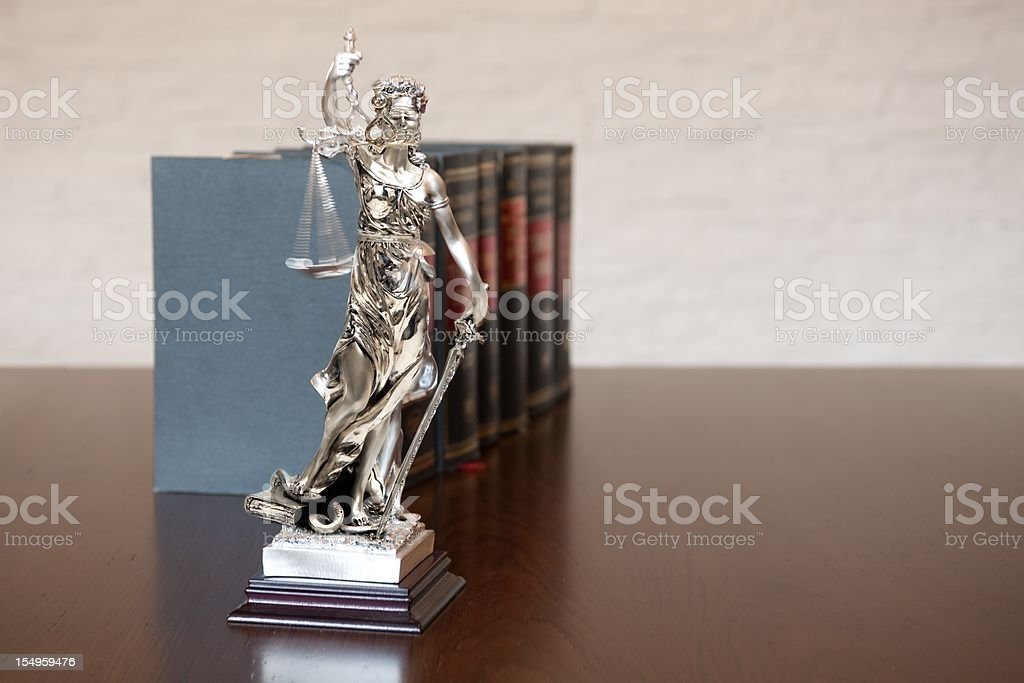 Lawyer Office stock photo