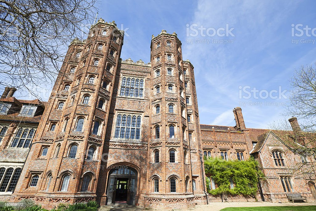 Layer Marney Tower Essex stock photo
