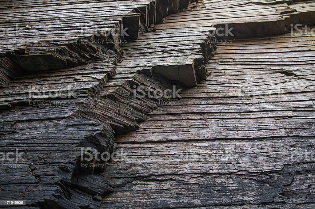 Layers - Estratos stock photo