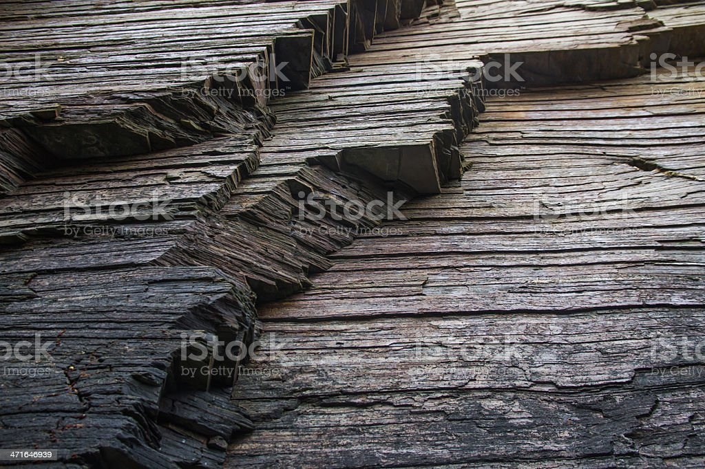 Layers - Estratos stock photo