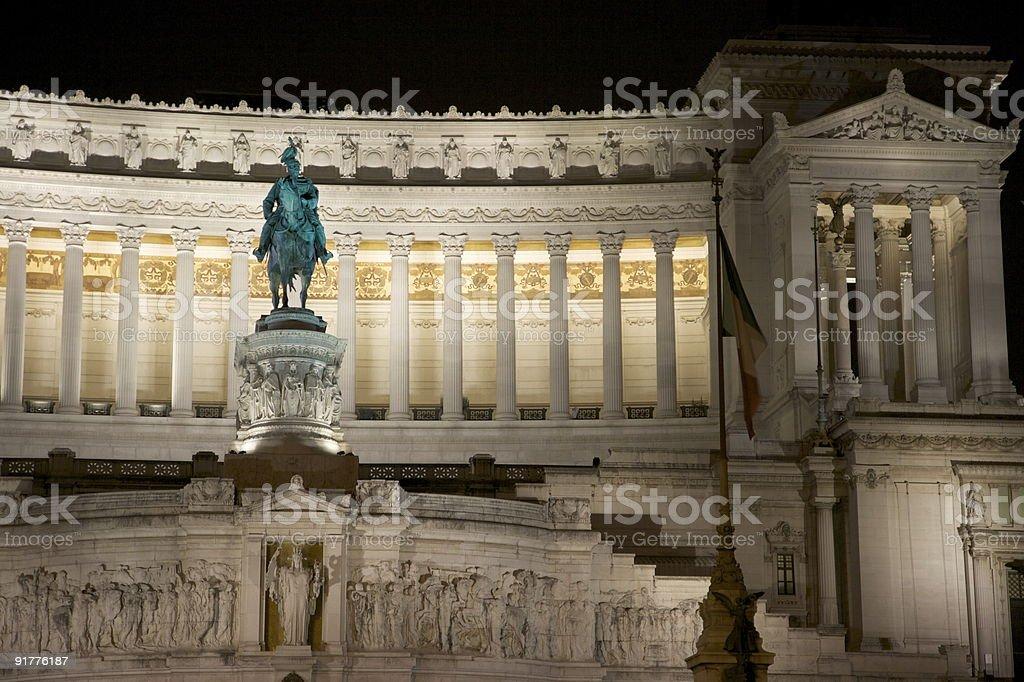 le Capitole de Rome stock photo