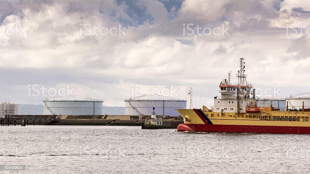 Le Havre - Normandia stock photo