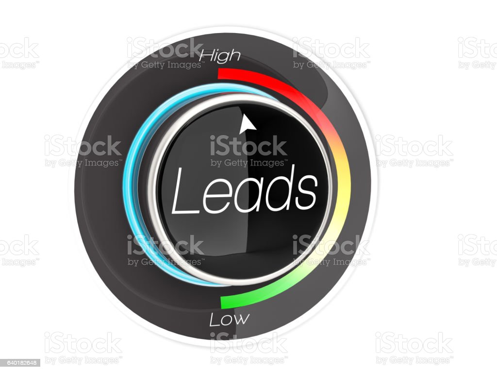 Lead Generation Concepts stock photo
