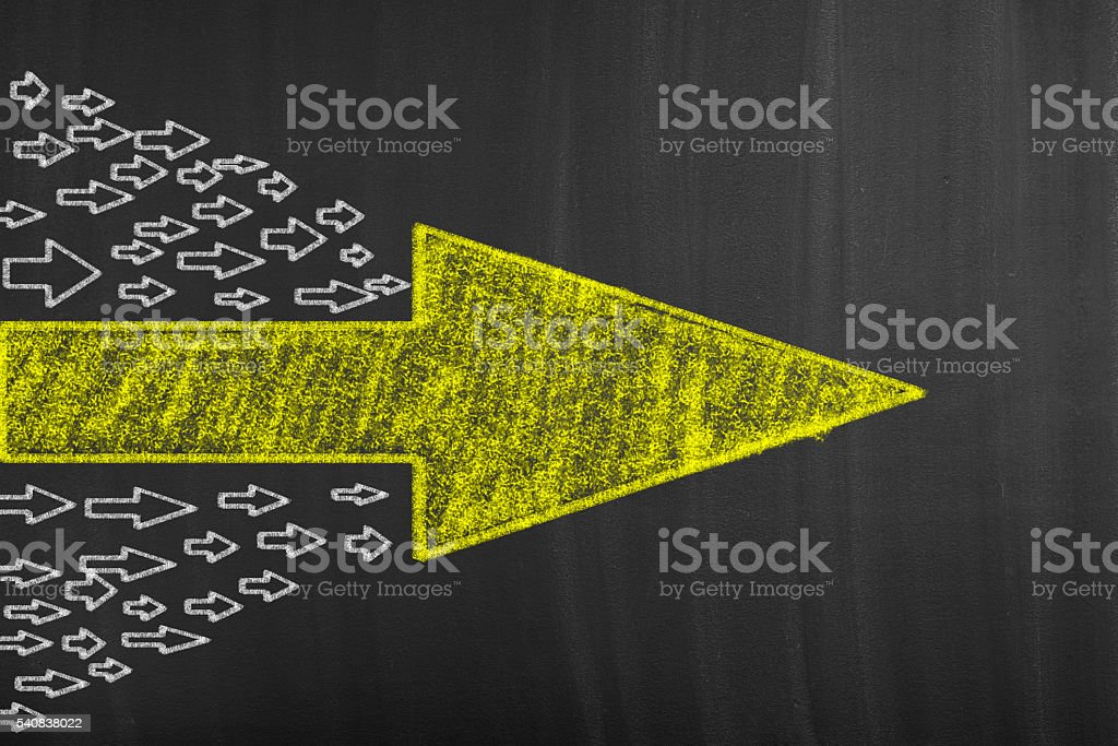 Leadership Concept stock photo