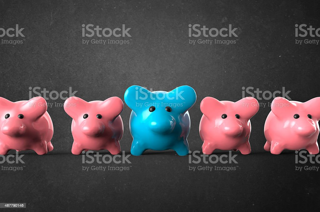 Leadership in Banking stock photo