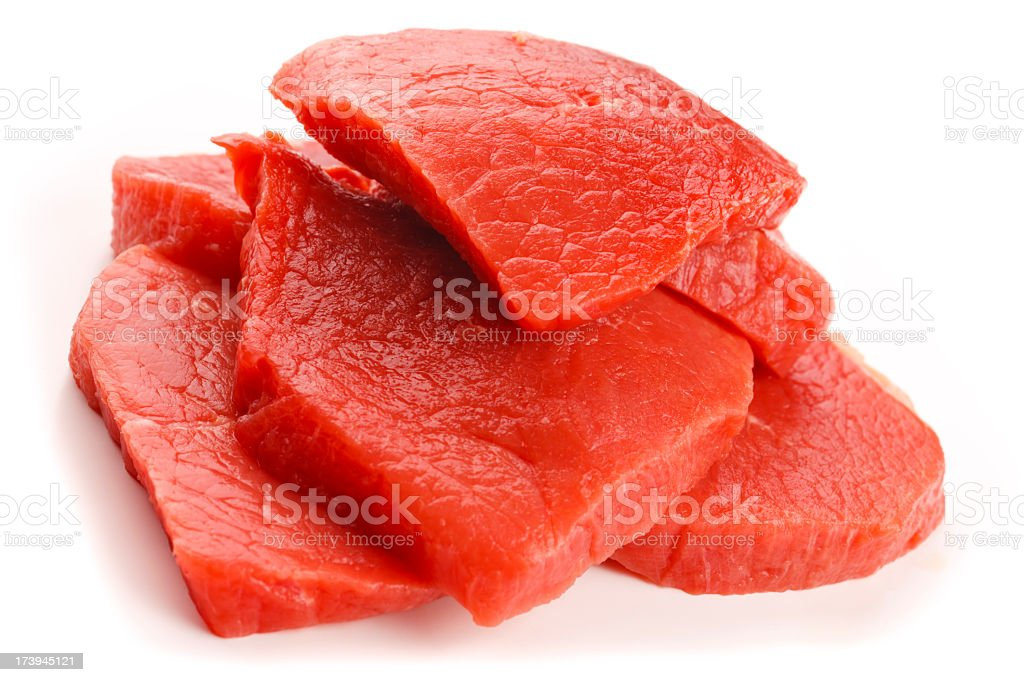 Lean Beef Meat royalty-free stock photo