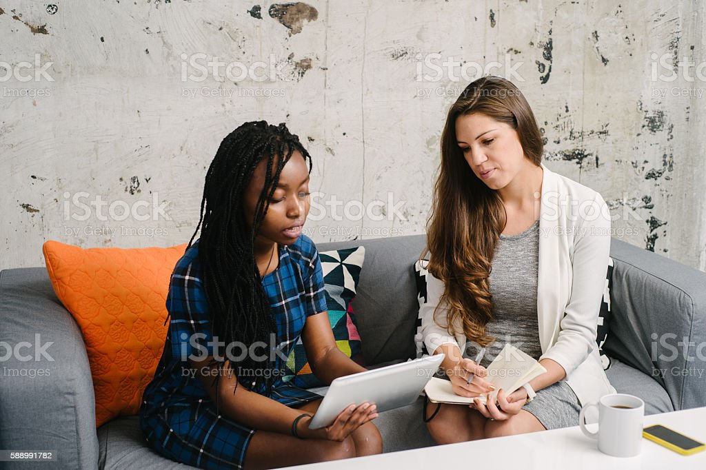 Lean UX Research stock photo