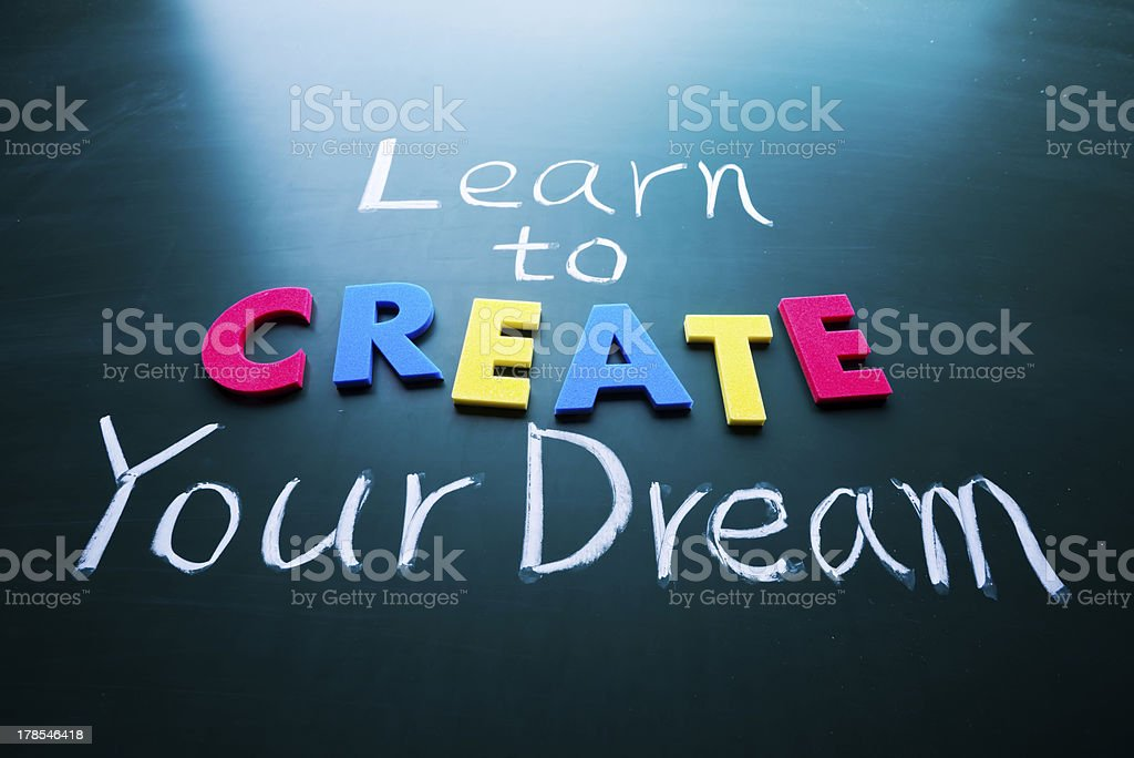 Learn to create your dream royalty-free stock photo