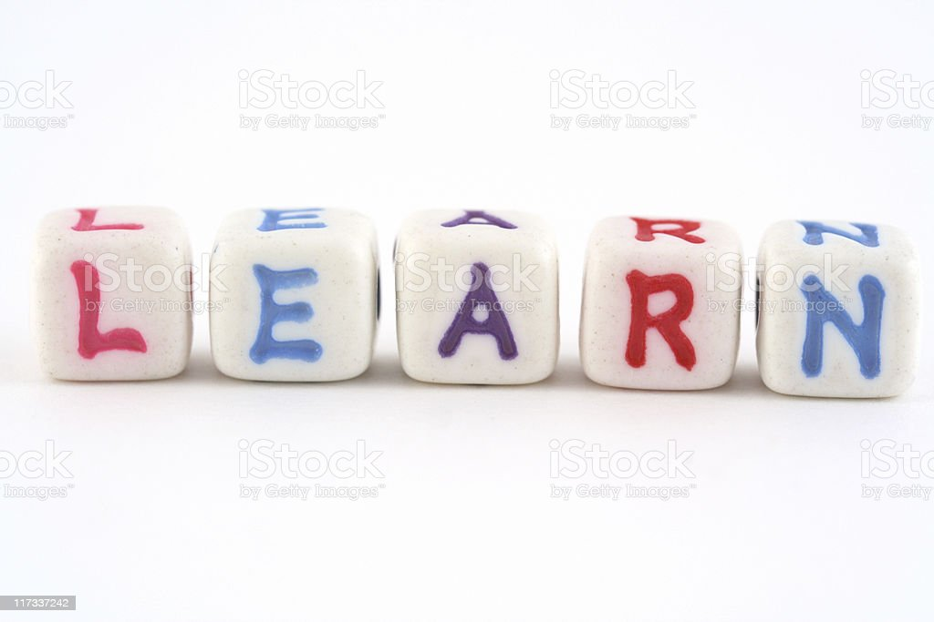 Learning and Education royalty-free stock photo
