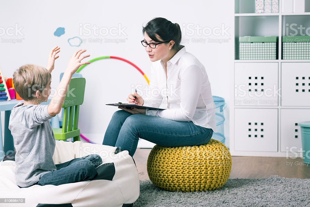 Learning can be real fun! stock photo