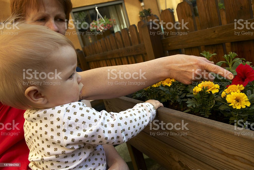 Learning child royalty-free stock photo