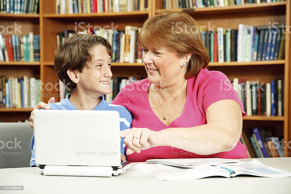 Learning Disabilities stock photo