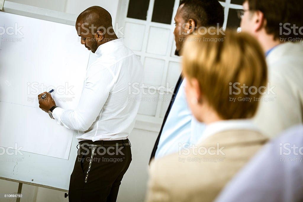 Learning new things helps them to stay in the game stock photo