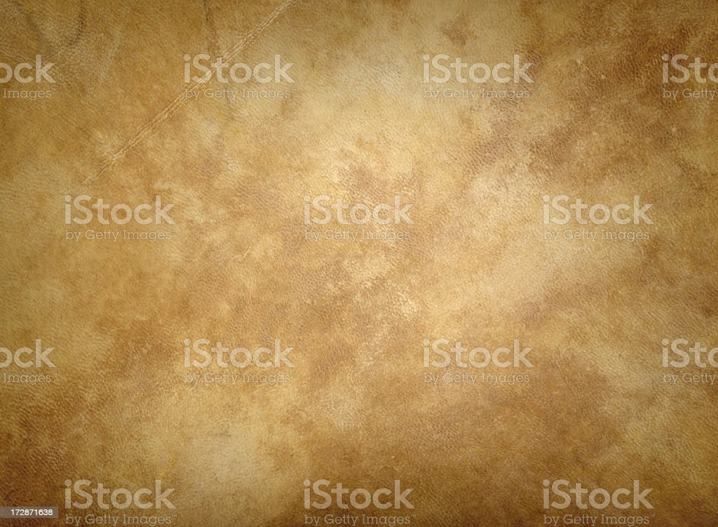 A leather background that is light brown royalty-free stock photo
