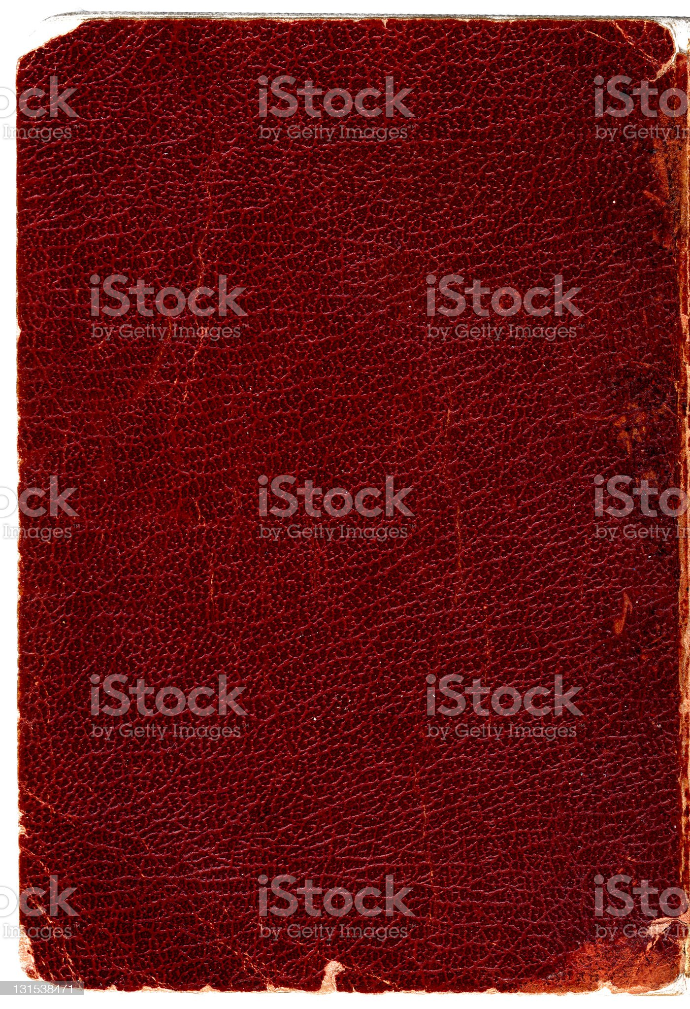 Leather book cover royalty-free stock photo