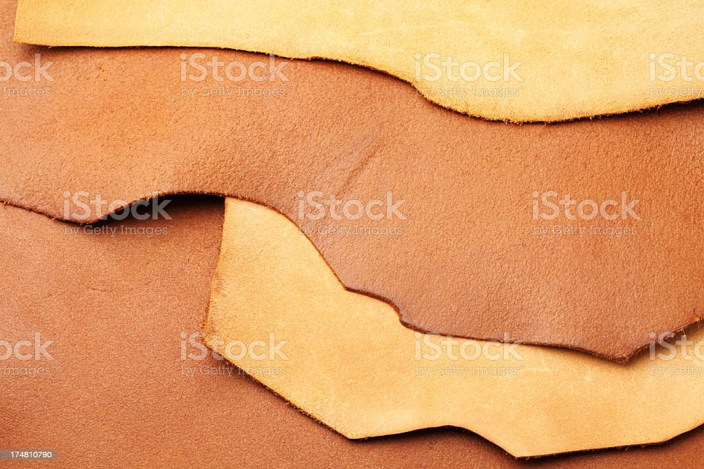 leather craft royalty-free stock photo