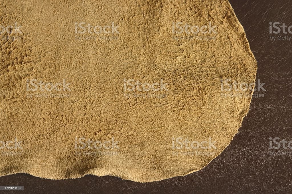 Leather Layers 3 royalty-free stock photo