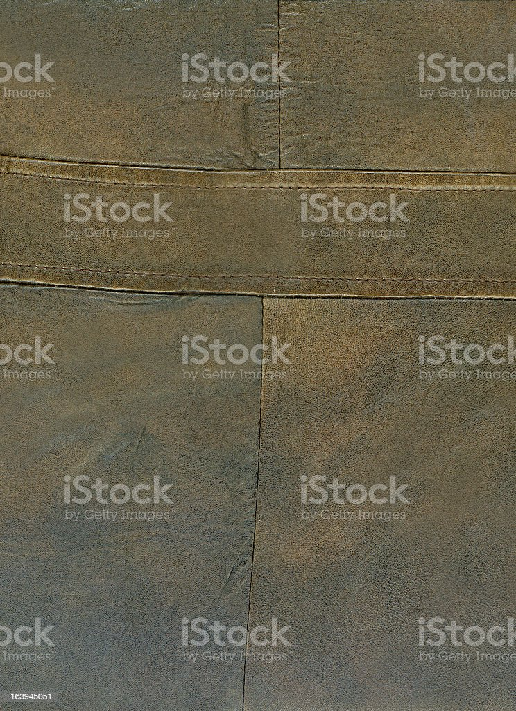 Leather stripes royalty-free stock photo