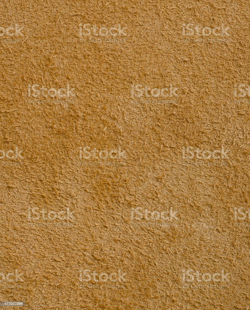 Leather suede texture stock photo