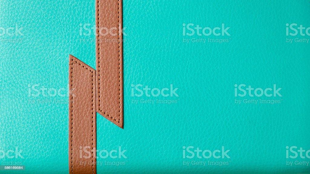 Leder-Textur und Hintergrund Lizenzfreies stock-foto
