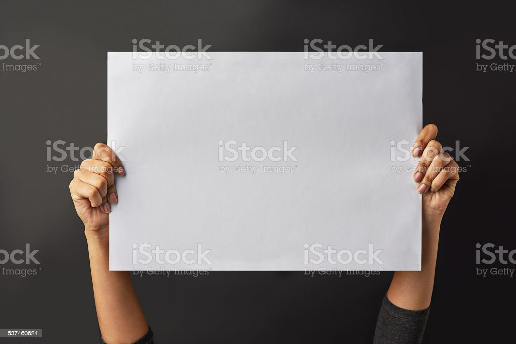 Leave your message here stock photo