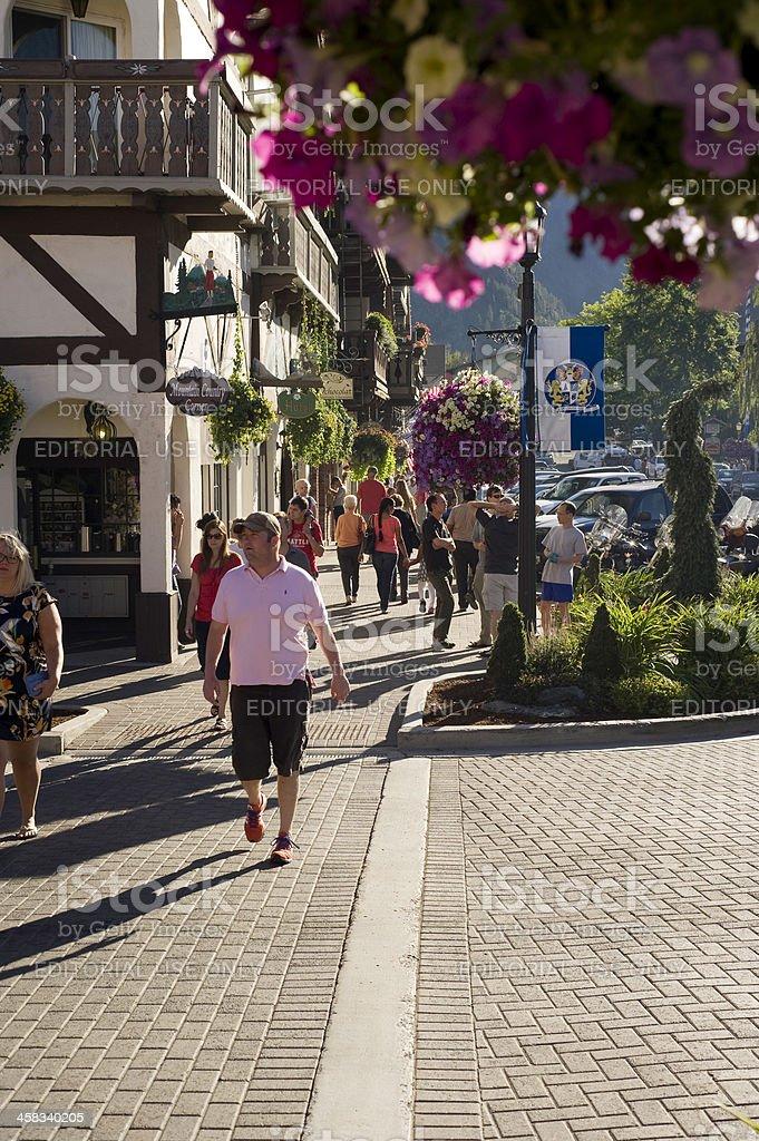 Leavenworth, WA royalty-free stock photo