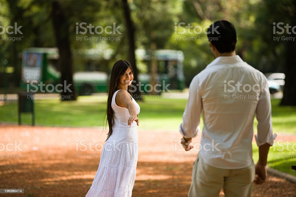 Leaving Forever royalty-free stock photo