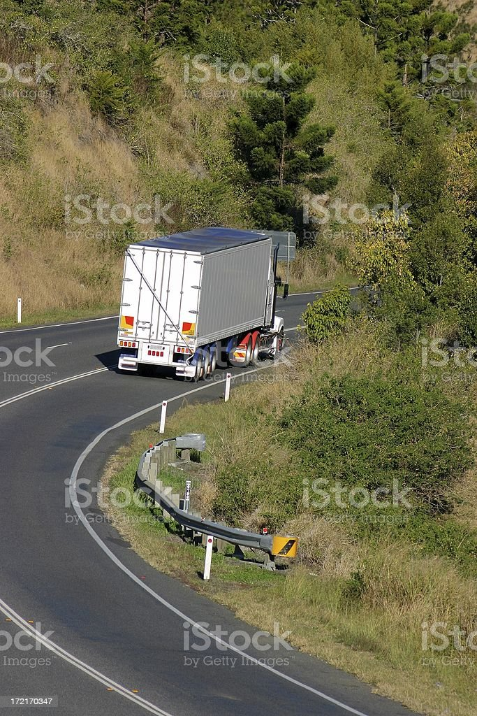 Leaving Town royalty-free stock photo