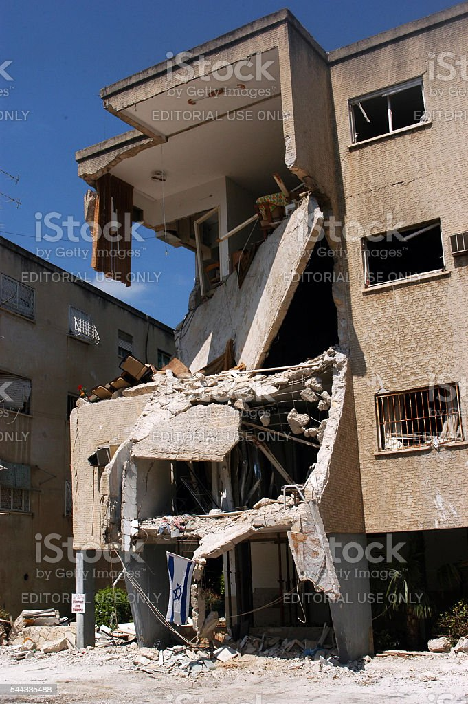 2006 Lebanon War stock photo