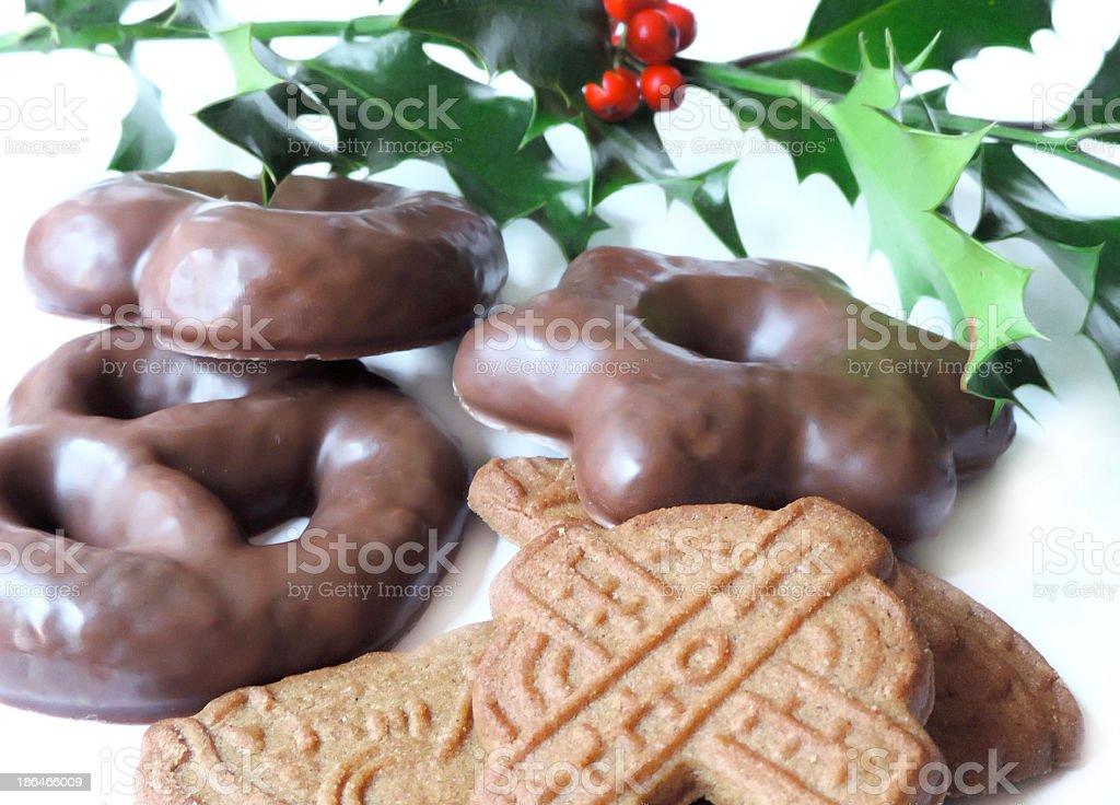 Lebkuchen stock photo