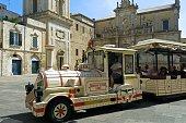 Lecce Italy tourist train
