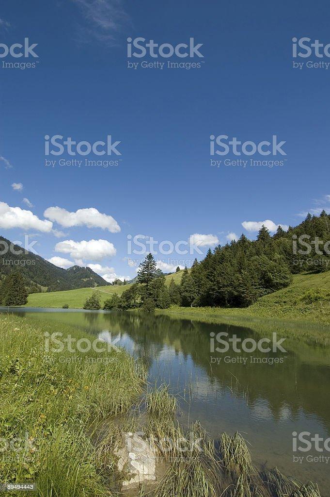 Leckner Loch royalty-free stock photo