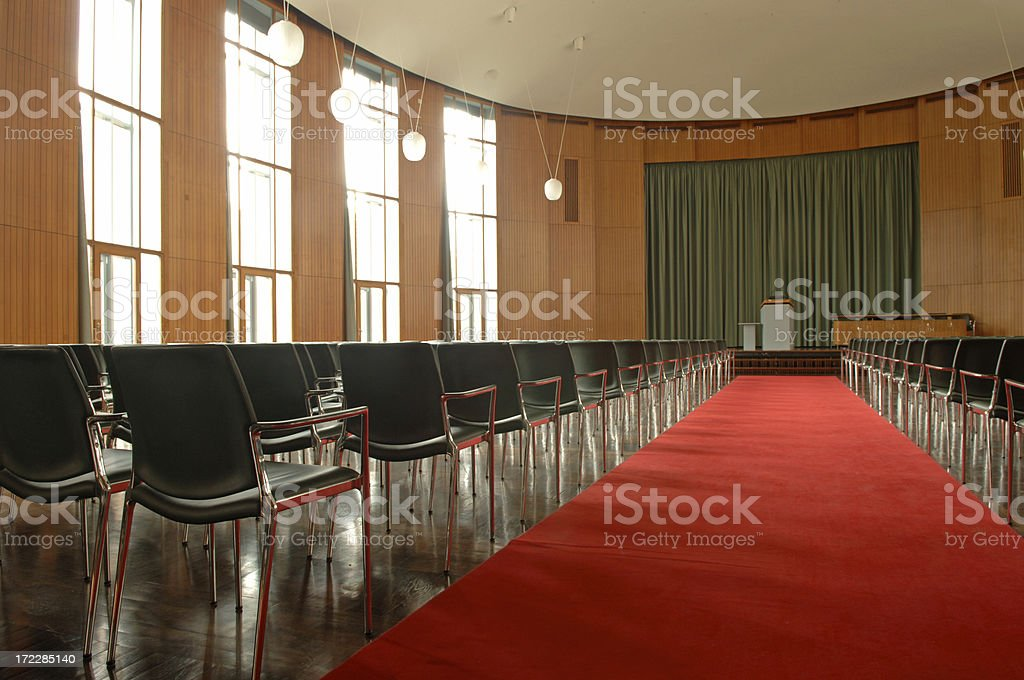 Lecture hall #3 royalty-free stock photo
