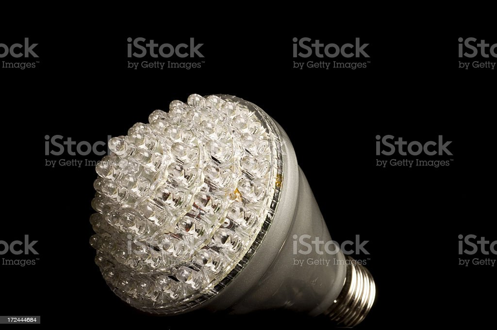 Led bulb royalty-free stock photo