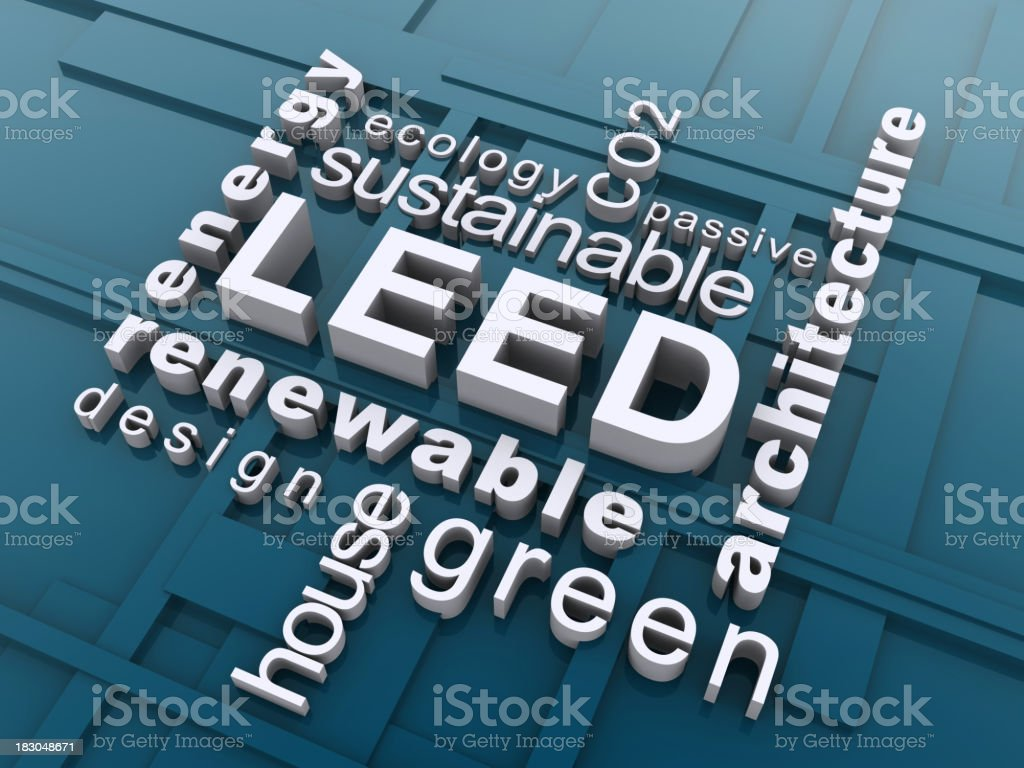 leed stock photo
