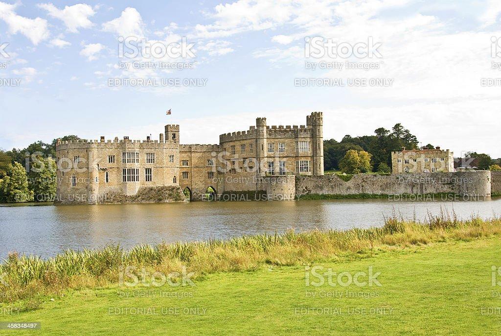 Leeds Castle, Maidstone, Kent, UK stock photo