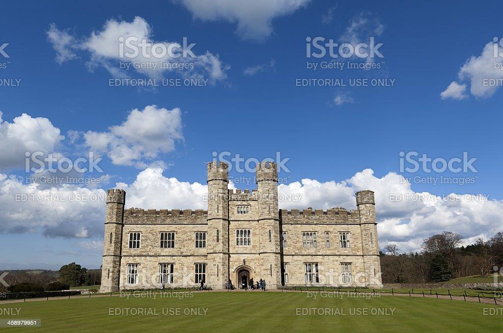 Leeds Castle royalty-free stock photo