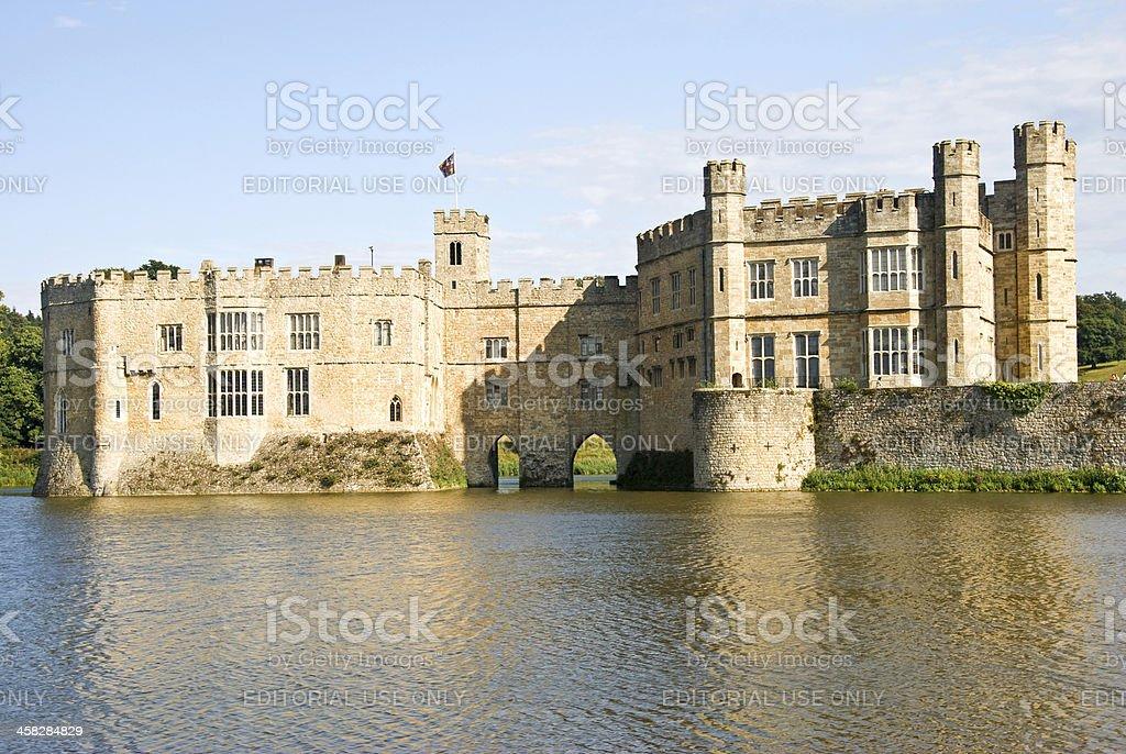 Leeds Castle,Maidstone, Kent UK royalty-free stock photo